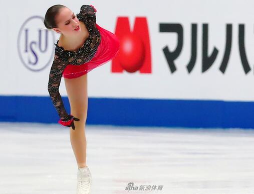直击花滑世锦赛扎吉托娃夺冠