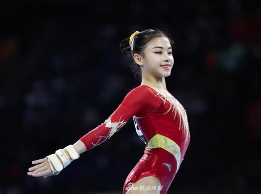 体操世锦赛中国女队亮相资格赛